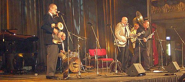 Ivan Mládek a Banjo Band v Lucerně