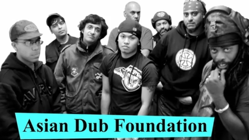 Asian dub foundation interview