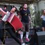 Domácí Extra Band revival zaplnil pivovarské nádvoří