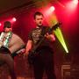 Podbrdská hospoda, Těně a punk rockový koncert