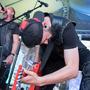 Metalová středa aneb koncert Toxic Paradise a Corony na klatovském náměstí