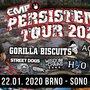 Hardcorová přehlídka Persistence tour byla reklamou na lidskou soudržnost