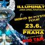 Being in Mystery Tour nezaměnitelné Jany Uriel Kratochvílové a kapely Illuminati.ca