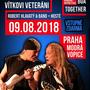 Modrou Vopicí bude znít rock pro Kaštánka po čtvrté