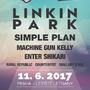 Lineup festivalu Aerodrome