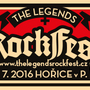 5. ročník The Legends Rock Fest 2016