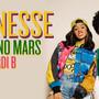 Bruno Mars si do singlu  Finesse přizval  Cardi B
