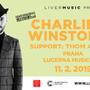 Koncert Charlie Winstona uvede Thom Artway