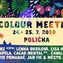 Colour Meeting v Poličce láká především na hvězdy tuzemské scény