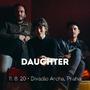 Dreampopoví Daughter se vrací na pódia, v srpnu zahrají v Praze