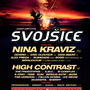 Festival Svojšice s Ninou Kraviz a High Contrastem startuje již zítra!