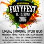 Fryyfest - dvoudenní nálož muziky v podhůří Jizerských hor