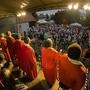 Patnácté narozeniny oslaví festival Habrovka opět v zahradě kostela v. Františka