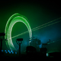 Smršť chemických paprsků uzavřela třetí ročník festivalu Metronome