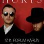 Synthpopové duo Hurts se vrací do Prahy