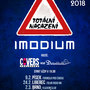 Na koncertní šnůře se spolu kapely Totální nasazení a Imodium potkají poprvé