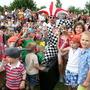 Český rodinný festival Kašpárkohraní oslaví 10. narozeniny první červnovou neděli