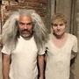 Z nového videoklipu kapely Mandrage mrazí