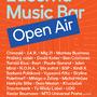 Lucerna Music Bar opět chystá mnoho koncertů pod širým nebem