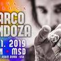Marco Mendoza vystoupí se sólovým projektem, který navazuje na Viva La Rock Tour
