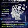 Skupina Mrakoplaš chystá již 7. ročník benefičního koncertu na podporu výzkumu Alzheimerovy nemoci.