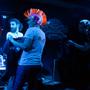 Velký punkový večer v Modrý Vopici byl parádní!