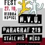 Punkový večírek v Modré Vopici