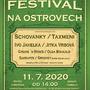 Folkový a country festival Na Ostrovech bude i letos