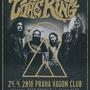 Australská skupina Palace of The King přijede poprvé a na jediné vystoupení do Prahy