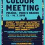 Kdo vyhrál vstupenky na víkendový Colour Meeting?