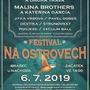 Festival Na Ostrovech navštíví legendy české folk a country scény