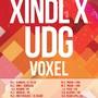 Kdo vyhrál vstupenky na turné UDG, Xindla X a Voxela?