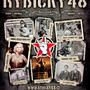 Méně pozlátek a více rock'n'rollu slibují Rybičky 48 na svém narozeninovém tour