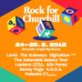 Už v pátek vypukne 19. ročník festivalu Rock for Churchill