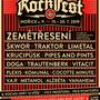 Na The Legends Rockfest pojedou Honza, Milica, Denisa, Martin, Jiří a Lenka