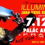 V paláci Akropolis zazní dynamický rock kapely Illuminati.ca a nezaměnitelný hlas Jany Uriel Kratochvílové