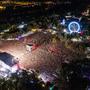 Skončil sedmidenní festival Sziget. 27. ročníku vévodili závěreční Foo Fighters