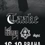 Black metalová one man show Taake zavítá do Prahy