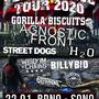 Hardcorové Persistance tour opět v Brně