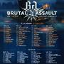 Kompletní harmonogram festivalu Brutal Assault a tipy Hudební Knihovny