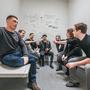 U-Prag si na křest nového alba přizvali smyčcové kvarteto
