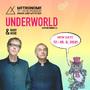 Metronome Prague potvrzuje přesun skupiny Underworld, která je symbolem pro mnoho generací, na rok 2021
