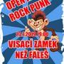 Na Open air v klubu Modrá Vopice to rozjede Visací zámek a Nežfaleš