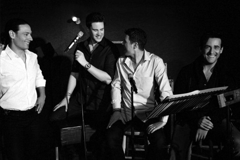 Il divo vyd vaj album a musical affair hudebn - Il divo bring him home ...